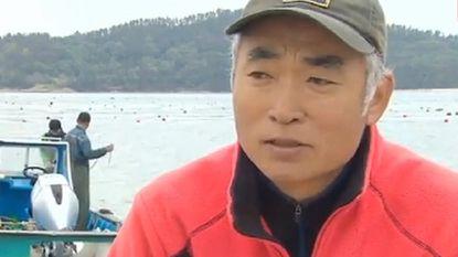 Visser redde 25-tal studenten van zinkende ferry