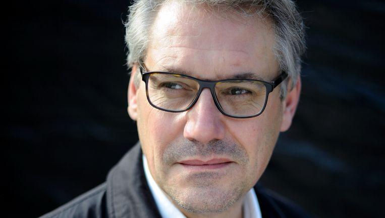 Jean Tillie: 'De kiezer beweegt zich langs twee dimensies:¿je bent links of rechts.' Beeld Pascal Ollegott
