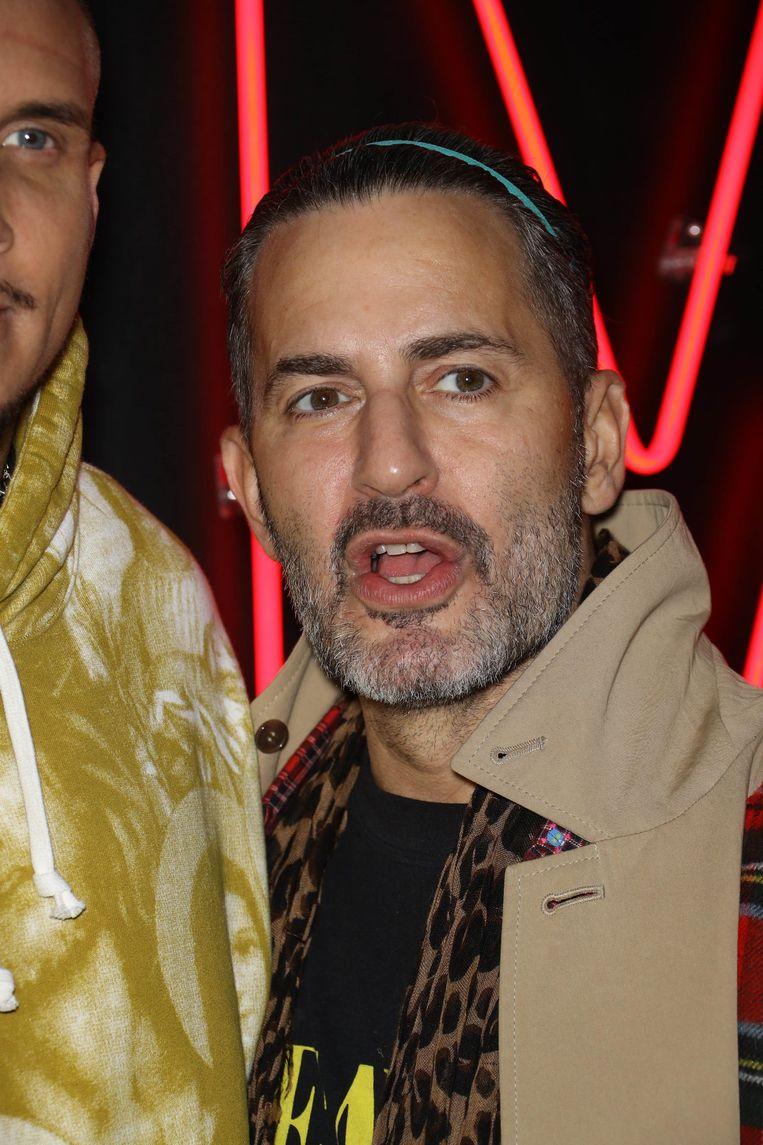 Ontwerper Marc Jacobs.