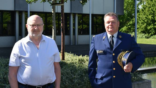 Marc Snels legt eed af als korpschef van politiezone Zwijndrecht
