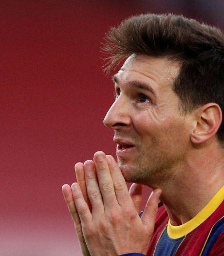 Le contrat de Messi expire la semaine prochaine: le Barça va-t-il trouver un accord avec l'Argentin?