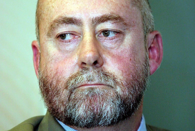 'Dr. Death' Wouter Basson ontwikkelde onder meer vergif om tegenstanders van de apartheid mee om te brengen. Beeld Hollandse Hoogte / EPA