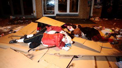 Bijna 160 verzorgingen tijdens laatste carnavalsnacht in Aalst