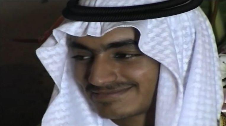 Hamza bin Laden Beeld EPA