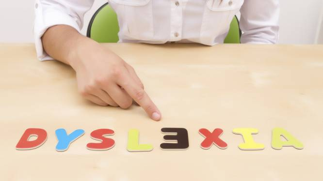 """""""Dyslexie is een banaal label dat geschrapt moet worden"""""""
