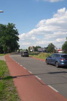 Minder 'racers' op A325 en Wageningsestraat in Andelst