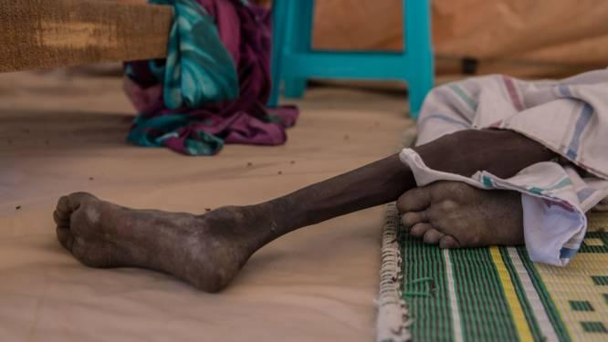 Oxfam waarschuwt voor nieuwe hongersnood in Zuid-Soedan
