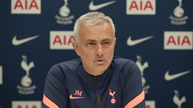 Heerlijk: Mourinho denkt het zijne van 'lang lijstje geblesseerden' bij Liverpool