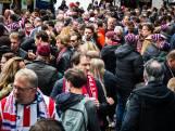Willem II neemt leger aan fans mee naar PSV voor 'Battle of Brabant'