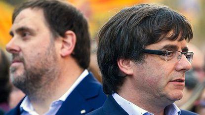 """Catalaanse leider: """"Spaanse aanval op zelfbestuur is ergste sinds dictator Franco"""""""