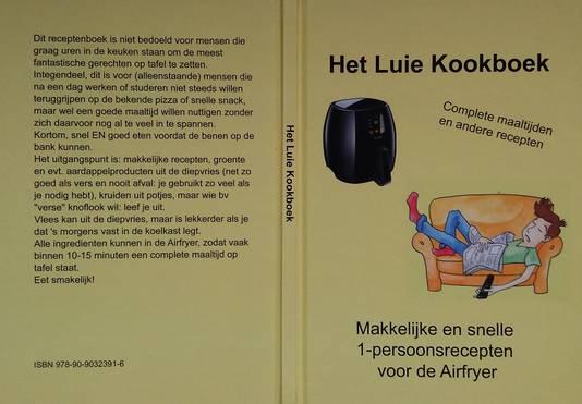 Het Luie Kookboek.