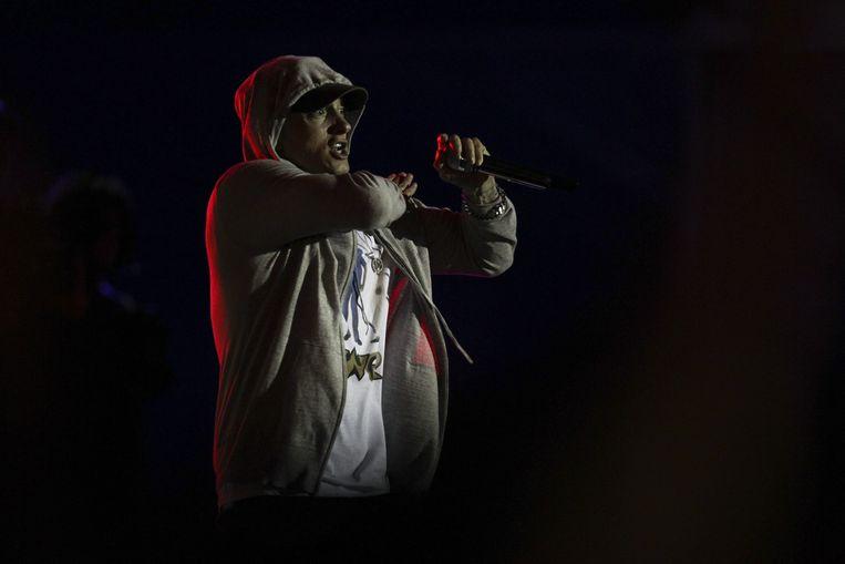 Marshall Bruce Mathers Jr., de vader van Eminem (foto), is op 67-jarige leeftijd overleden aan een hartaanval.