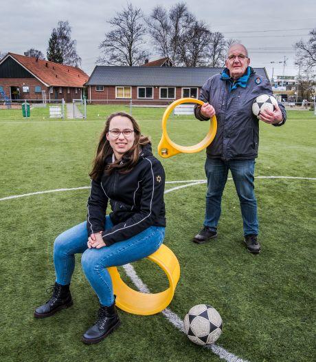 Korfbalvereniging Groen Zwart uit Borne bestaat een eeuw: 'Deze club verdient een echt feest'