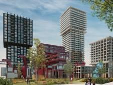 Deze nog te bouwen woontorens worden misschien wel de meest kunstzinnige van de stad