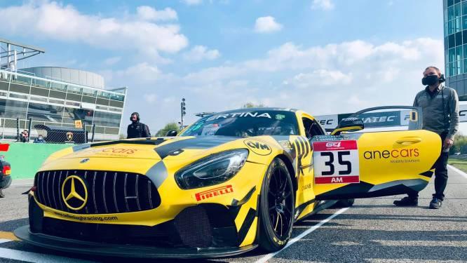 SRT start met goede prestaties in GT4 European Series in Monza