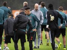 Oefenduel tussen Ajax en Galatasaray in Qatar gaat niet door