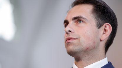 Tom Van Grieken herverkozen als Vlaams Belang-voorzitter met 97,4 procent van stemmen