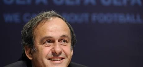"""Platini se décidera """"lors ou après le Mondial 2014"""""""
