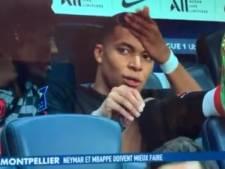 """Des tensions entre Mbappé et Neymar: """"Ce clochard, il ne me fait pas la passe"""""""