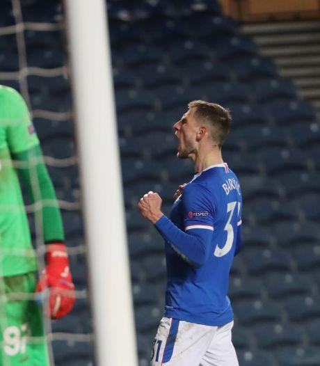 L'Antwerp prend une claque à Glasgow et quitte l'Europa League