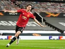 Manchester United houdt goudhaantje Cavani nóg een seizoen binnenboord