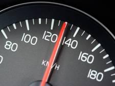 Ruim 1000 automobilisten te hard bij Schoondijke