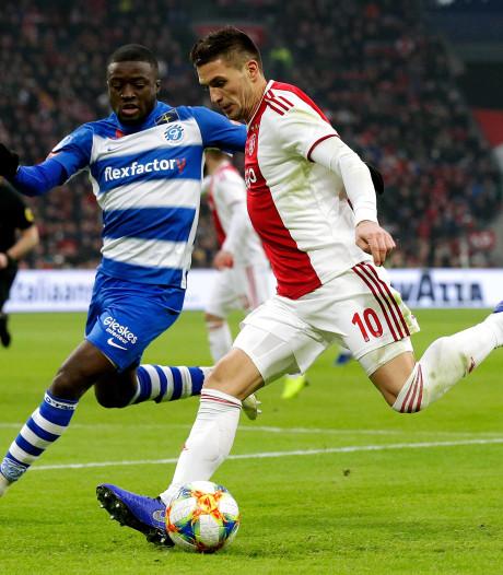De Graafschap 'slachtoffer' van Europees succes Ajax