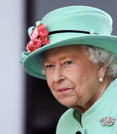La reine Elizabeth II sur la BBC le jour de l'interview de Harry et Meghan avec Oprah Winfrey