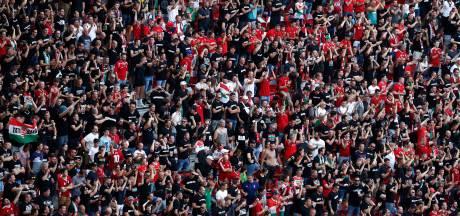 """L'OMS """"inquiète"""" de l'assouplissement autour de certains matches de l'Euro"""