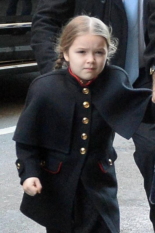 Harper Beckham.