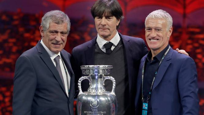 """Portugal, Duitsland en Frankrijk in 'Hammer Gruppe': """"Voor zo'n wedstrijden speel je voetbal"""""""