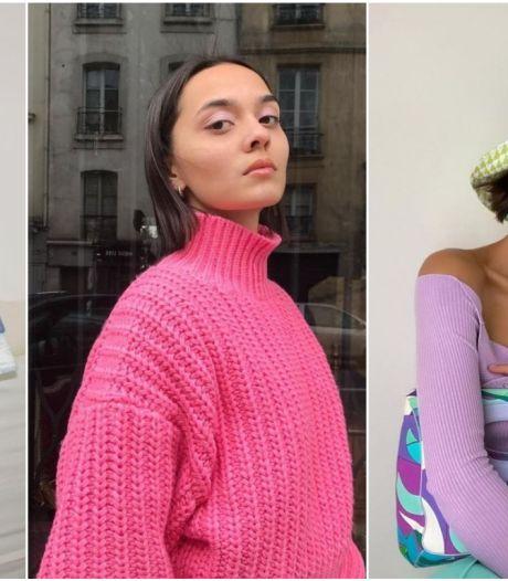 Selon les scientifiques, les vêtements colorés améliorent notre humeur