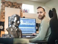 Weer Buma Award voor Nederasseltse componist die  gevoel van jong talent dat stadion betreedt in muziek uitdrukt