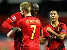Les Diables bouclent (encore) l'année en tête du classement Fifa
