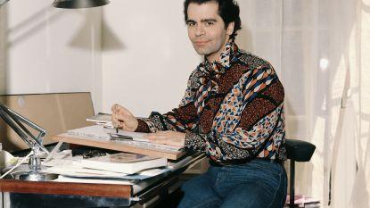 De 10 belangrijkste (mode)momenten van Karl Lagerfeld
