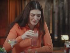 Zangeres Lorde dronk zo veel in talkshow dat ze achteraf aan infuus moest