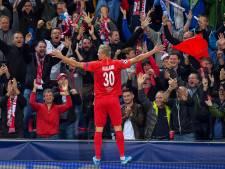 Alleen Raúl en Rooney waren met hattrick jonger dan Haland