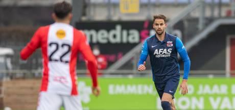 Samenvatting   FC Emmen - AZ