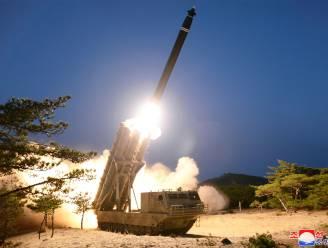 Noord-Korea lanceert kruisraket tijdens zomeroefening