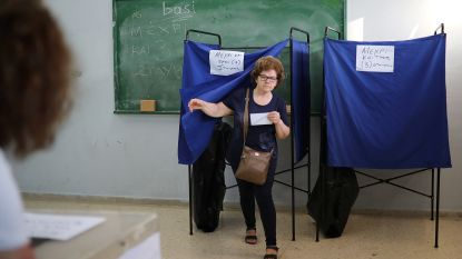Alexis Tsipras stevent af op forse nederlaag bij verkiezingen in Griekenland