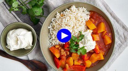 Met deze supergroente in je chili sin carne mist niemand vlees (en is hij gezonder!)
