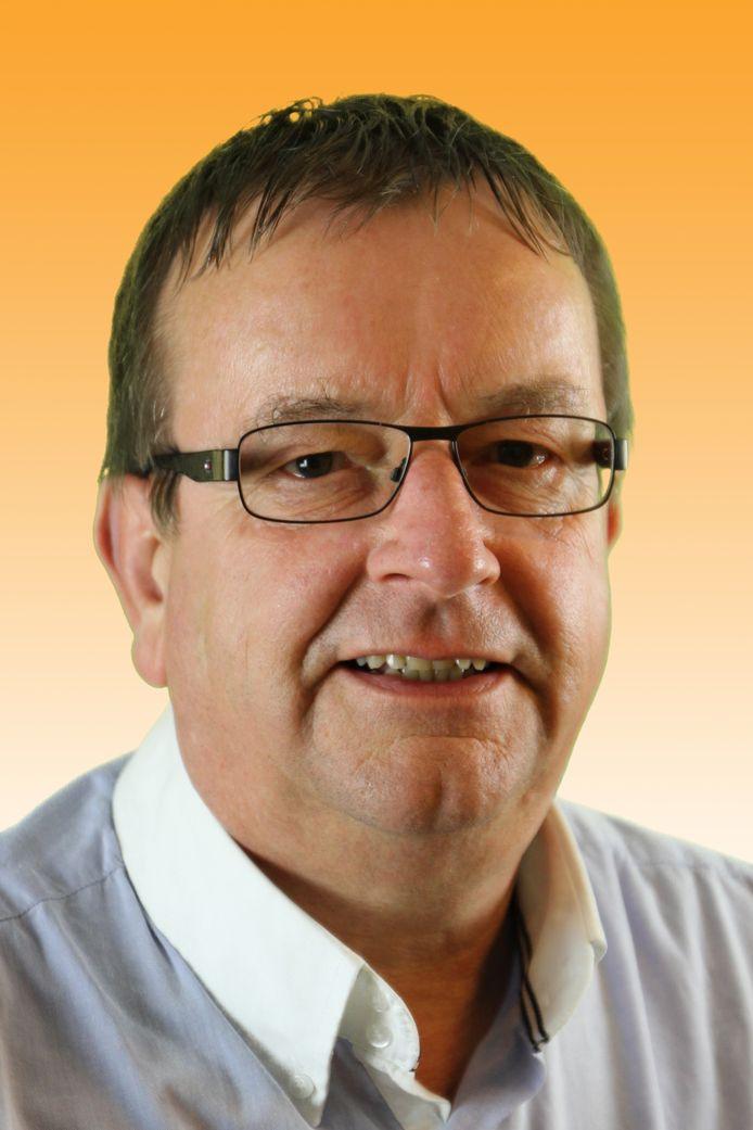 Wethouder Frans van Zeeland, ABL.