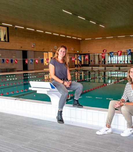 Twee zwembaden, een gigantische sporthal en horeca: Aquapelle opent de deuren