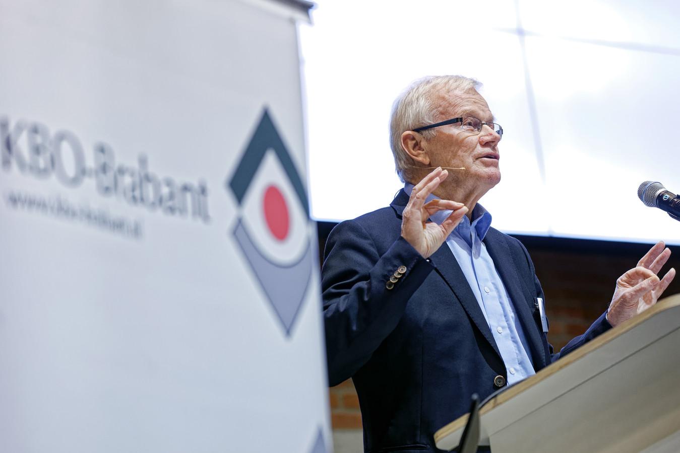 Leo Bisschops, voorzitter KBO-Brabant.