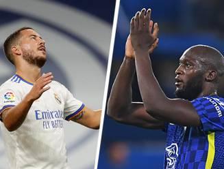 Vijf Belgen in top 100 FIFA 22-ratings: één verrassende naam, upgrade voor Lukaku en Hazard moet inleveren