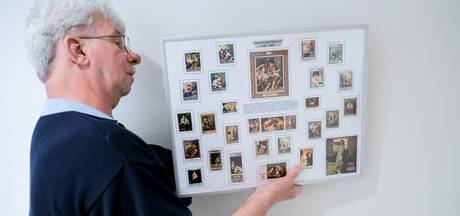 Kunstzinnige postzegels in 't Brewinc