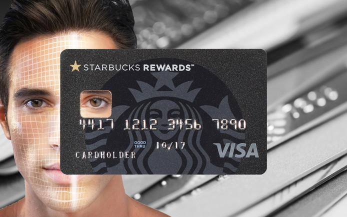 Betalen met gezichtsherkenning.