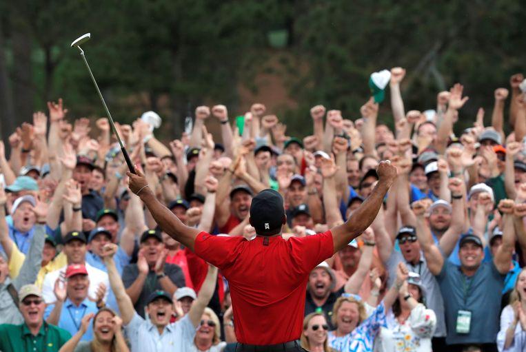 Tiger Woods. Beeld REUTERS