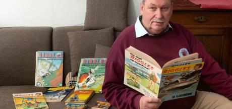 Biggles was de steun en toeverlaat van Dick uit Arnhem: 'Hij was een heel mannelijke held'