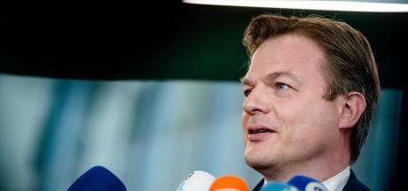 CDA-partijvoorzitter Van Rij 'niet boos maar verdrietig' om Omtzigt